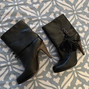 Coach Legra boots 6.5 - barely used